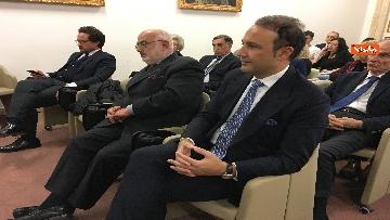 8 - I confini della Giurisdizione, il convegno all'UniPegaso con vice presidente Csm Ermini