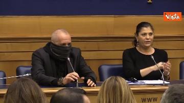 7 - Jole Santelli presenta il nuovo Assessore all'Ambiente della Calabria 'Capitano Ultimo', le immagini