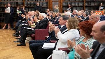 5 - Mattarella a relazione Autorità garante attuazione legge su sciopero nei servizi pubblici essenziali