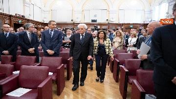 8 - Mattarella a relazione Autorità garante attuazione legge su sciopero nei servizi pubblici essenziali