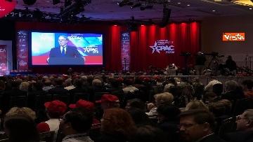 3 - Cpac 2019, tutti in attesa del discorso di Donald Trump