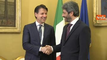 4 - Conte incontra Fico e Casellati