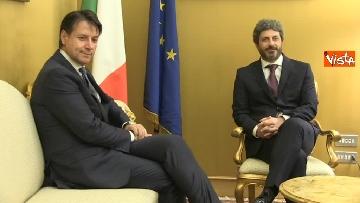 7 - Conte incontra Fico e Casellati
