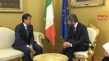 5 - Conte incontra Fico e Casellati