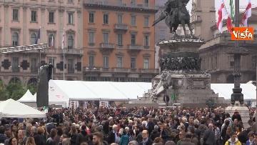 7 - La manifestazione del 25 Aprile a Milano