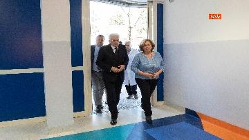 5 - Il presidente della Repubblica Sergio Mattarella a Napoli