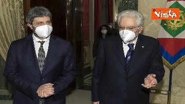 3 - Fico arriva al Quirinale per incontrare il presidente della Repubblica dopo le consultazioni