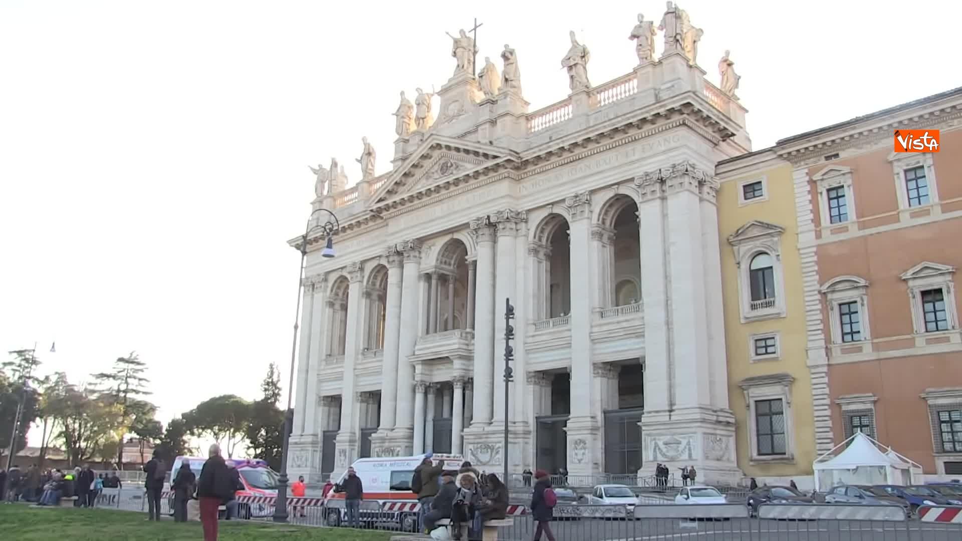 14-12-19 Le sardine riempiono piazza San Giovanni