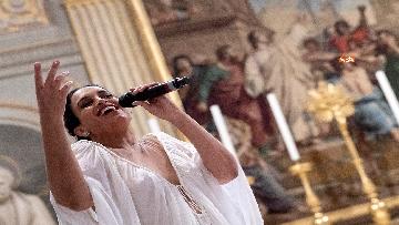 9 - Noa e Gil Dor incantano il pubblico del concerto di Natale al Quirinale