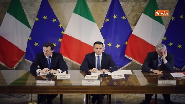 1 - Imprese, Di Maio lancia progetto Incentivi.gov.it