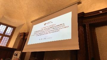13 - Rimborsi ai medici ex specializzandi, il convegno al Senato di Sanità e informazione immagini