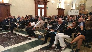 5 - Rimborsi ai medici ex specializzandi, il convegno al Senato di Sanità e informazione immagini
