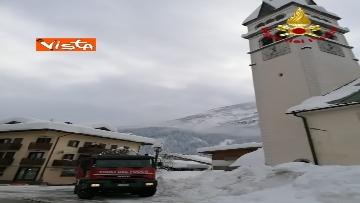 """7 - Maltempo e neve, Vigili del fuoco: """"150 interventi in 24 ore tra Veneto e Toscana"""". Le immagini"""