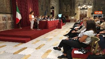 9 - Women in Politics, il convegno a Montecitorio con Casellati, Carfagna, Morris e Bonino immagini