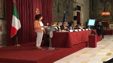 10 - Women in Politics, il convegno a Montecitorio con Casellati, Carfagna, Morris e Bonino immagini