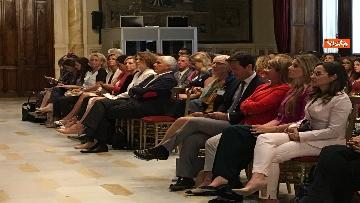 12 - Women in Politics, il convegno a Montecitorio con Casellati, Carfagna, Morris e Bonino immagini