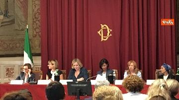 13 - Women in Politics, il convegno a Montecitorio con Casellati, Carfagna, Morris e Bonino immagini