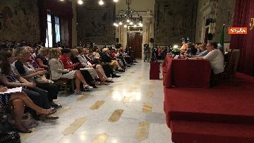 7 - Women in Politics, il convegno a Montecitorio con Casellati, Carfagna, Morris e Bonino immagini