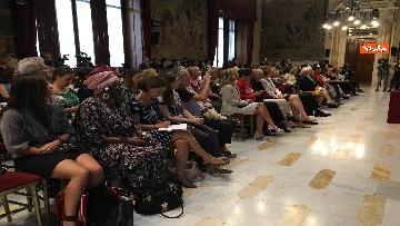 6 - Women in Politics, il convegno a Montecitorio con Casellati, Carfagna, Morris e Bonino immagini