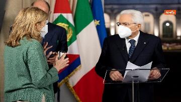 1 - Mattarella il discorso di fine anno integrale