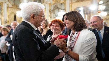 5 - Mattarella alla cerimonia celebrativa dei 50 anni di attività dell'AIL