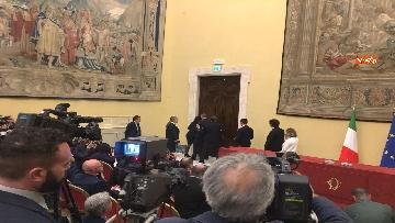 4 - Consultazioni, Di Maio, Toninelli e Giulia Grillo a Montecitorio