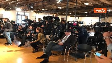 8 - Zingaretti incontra la stampa al Nazareno