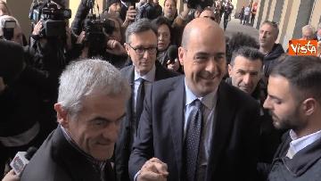 6 - Il neo segretario del Pd Zingaretti incontra il presidente Chiamparino