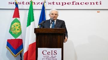 7 - Il presidente Mattarella al Centro Italiano di Solidarietà Don Mario Picchi