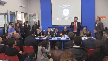 9 - Zingaretti alla palestra della legalità di Ostia, le immagini