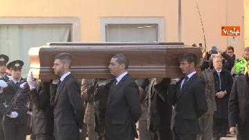 10 - I Funerali di Stato di Giuseppe Zamberletti a Varese