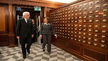 3 - Mattarella al convegno '100 anni del Governo Nitti'