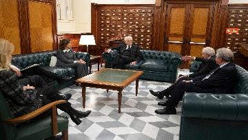 4 - Mattarella al convegno '100 anni del Governo Nitti'