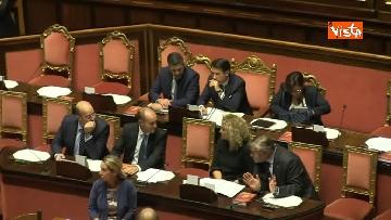 3 - Conte in aula al Senato per riferire sulla nave Diciotti