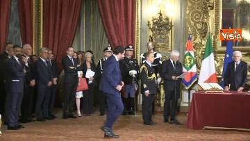 1 - Il giuramento di Salvini, Ministro dell'Interno