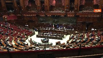 1 - Conte riferisce in aula Camera sul Consiglio Ue