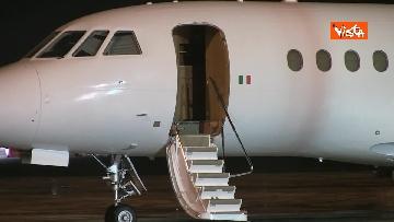 5 - Il rientro in Italia dell'imprenditore Sergio Favalli