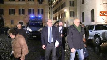 3 - FOTO GALLERY - Zingaretti riconfermato presidente della Regione Lazio, il discorso al Tempio di Adriano