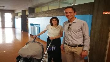 7 - Fedriga, candidato del centro-destra per le elezioni in Friuli-Venezia-Giulia, al voto