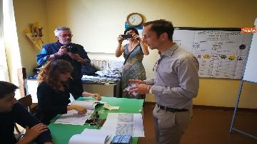 9 - Fedriga, candidato del centro-destra per le elezioni in Friuli-Venezia-Giulia, al voto