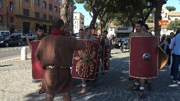 10 - Vestali, centurioni e gladiatori, il Natale di Roma a Circo Massimo