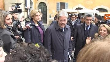 2 - Gentiloni e Veltroni a presentazione libro Causi su Roma