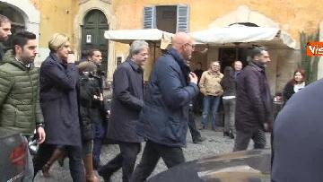 3 - Gentiloni e Veltroni a presentazione libro Causi su Roma