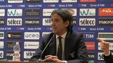 4 - Lazio-Bologna, le conferenze degli allenatori