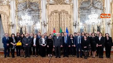 4 - Mattarella incontra i Magistrati di nuova nomina della Corte dei Conti