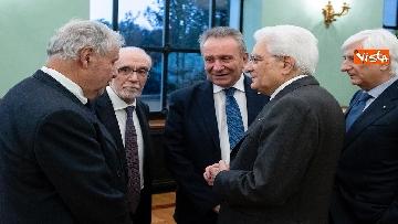 6 - Mattarella incontra i Magistrati di nuova nomina della Corte dei Conti
