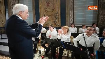 7 - Mattarella riceve studenti delle scuole primarie nella Giornata internazionale della disabilità