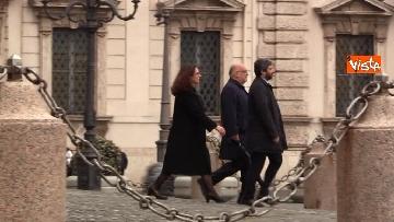 9 - Consultazioni, Roberto Fico al Quirinale per incontrare Mattarella