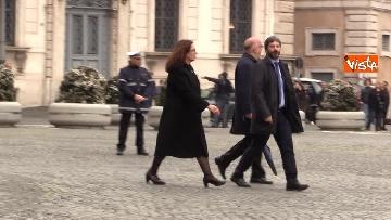 10 - Consultazioni, Roberto Fico al Quirinale per incontrare Mattarella