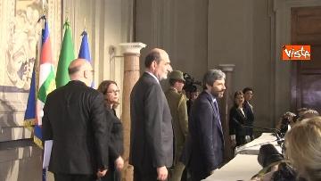 8 - Consultazioni, Roberto Fico al Quirinale per incontrare Mattarella